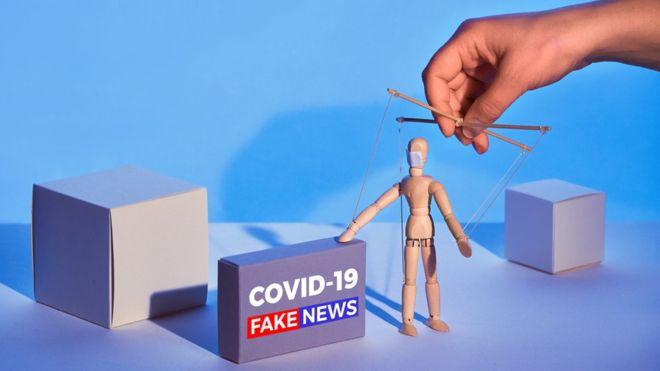 A PANDEMIA DA COVID-19 NA INTERNET E REDES SOCIAIS: FAKE NEWS EM TEMPOS DE CRISE SANITÁRIA