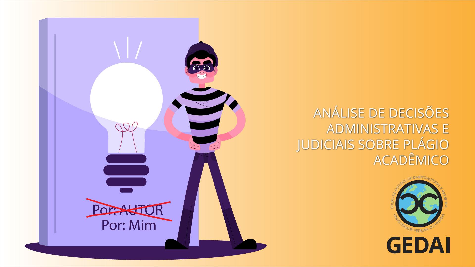 Read more about the article Análise das decisões administrativas e judiciais sobre plágio acadêmico